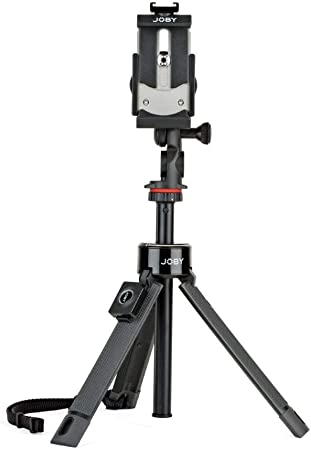Joby GripTight Pro tripode Smartphone/Action Camera 3 Pata(s ...