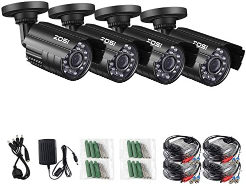 ZOSI Security Cameras Weatherproof Surveillance product image