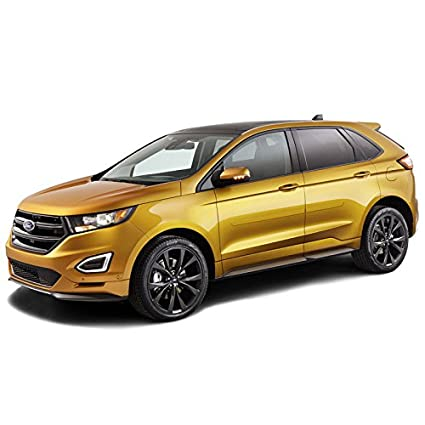 Fe Edge Finished End Body Side Molding For Ford Edge Ingot Silver Ux