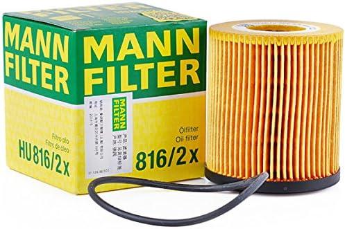 Mann-Filter hu816//2x Filtre à huile Mini
