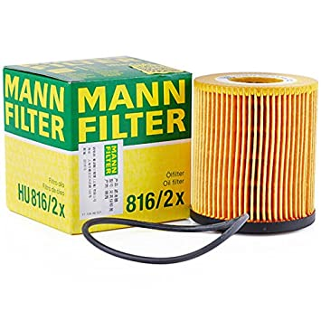 Mann Oil Filter Hu8162x Mini Bmw Mini Cooper I Mini One I Oil