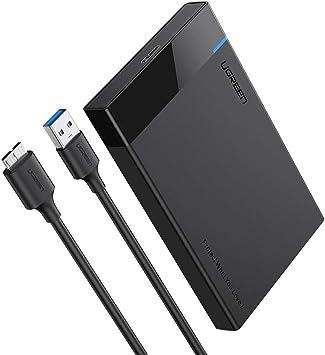 Ugreen 2.5 HDD Case SATA to USB 3.0 Adapter External Hard Drive Enclosure