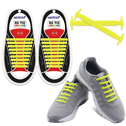 Homar No Tie Shoe Laces - Best in Sports