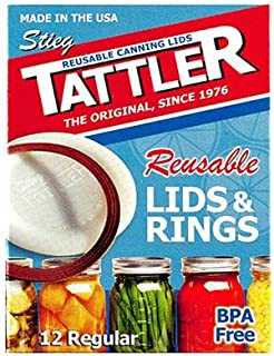 product image for Tattler Reusable Regular Size Canning Lids