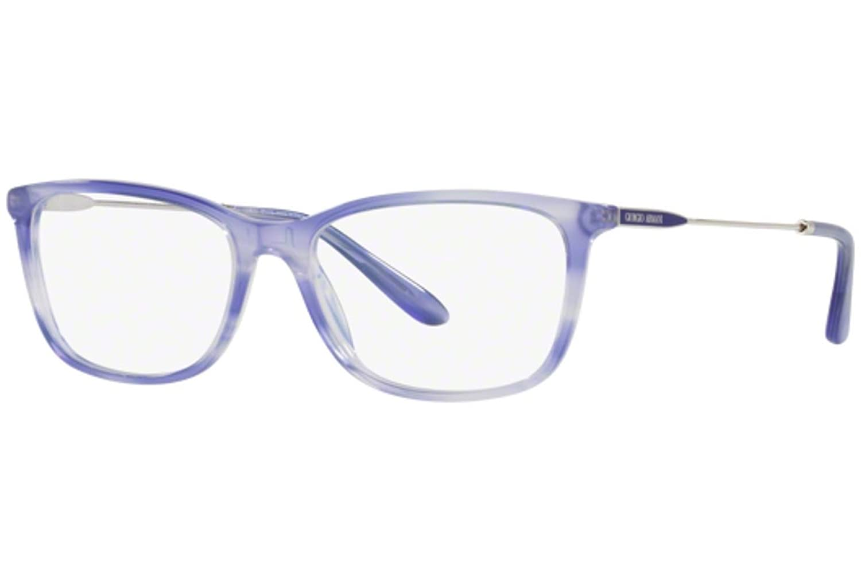 Emporio Armani Armani Damen Brillengestelle 0AR7109, Violett ...