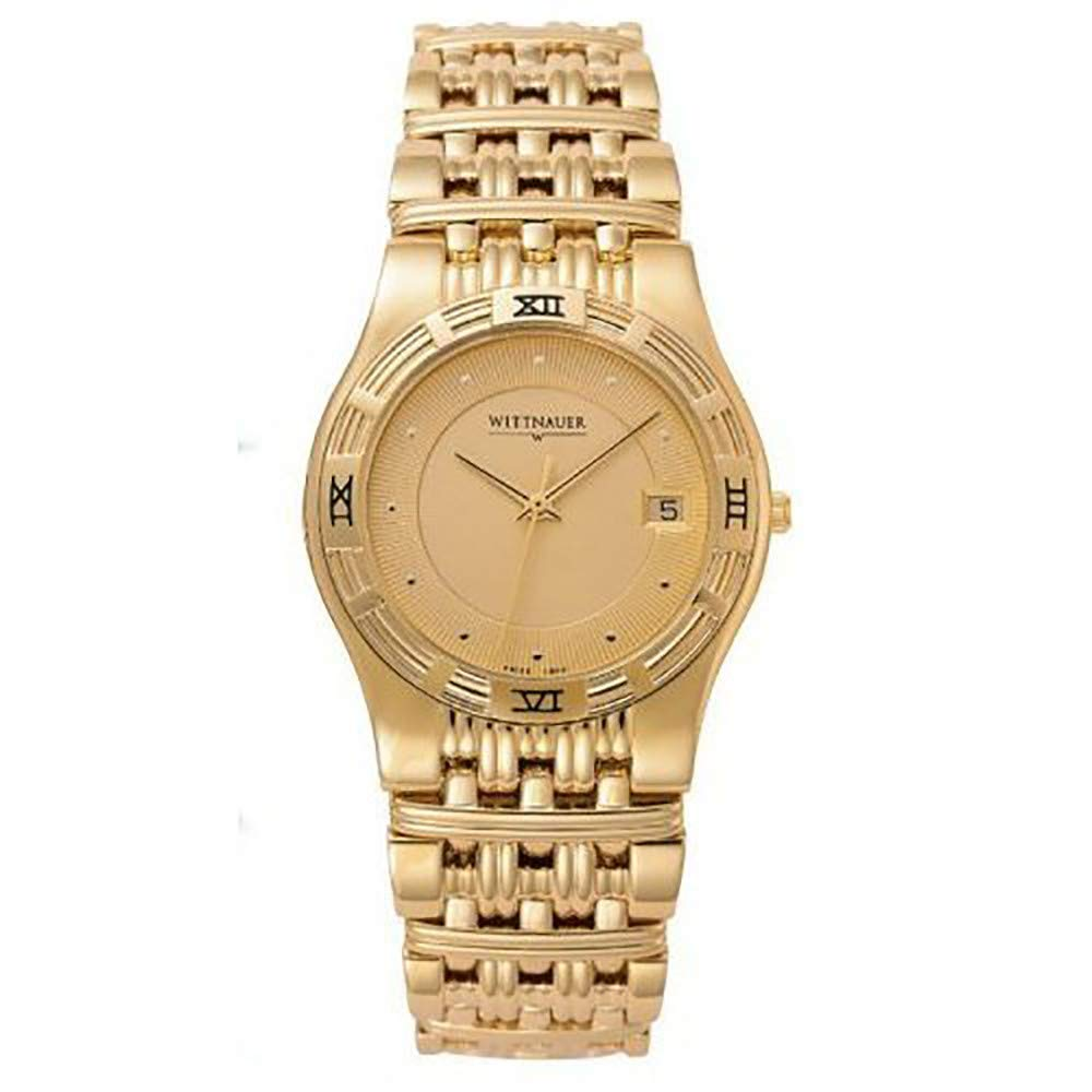 Wittnauer Laureate Quartz Male Watch 11B03 (Certified Pre-Owned)
