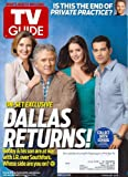 Brenda Strong, Patrick Duffy, Julie Gonzalo, Jesse Metcalfe (Dallas), Tim Daly (Private Practice) - June 11-17, 2012 TV Guide Magazine