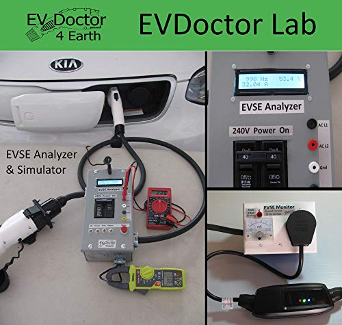 EVSE Repair- Level 1 Level 2 Electric Vehicle Car Charger - Low Flat Rate, Fast Turn-Around, Low Cost loaner Available, Detailed Test and Safety Report Included. See Return Shipping Cost Below by EVDoctor (Image #4)