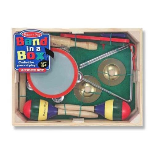 Melissa & Doug Band-in-a-Box -