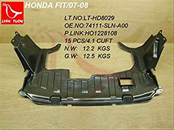 OE Replacement Honda Odyssey Lower Engine Cover Partslink Number HO1228104