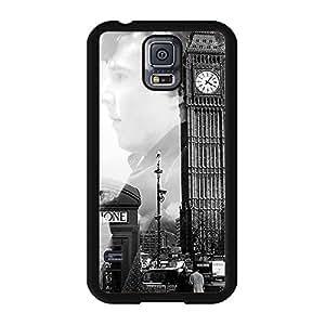 Fashion Retro Big Ben HBC TV Show Sherlock Holmes Phone Case Cover for Samsung Galaxy S5 I9600 Sherlock Unique