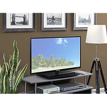 Convenience Concepts Designs 2 Go 2 Tier Swivel Tv Stand 191024