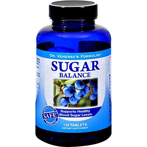 - Dr. Venessa's Sugar Balance Support - 120 Tablets