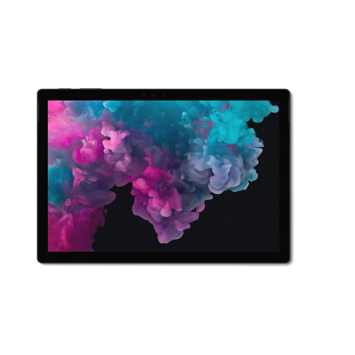 Microsoft Surface Pro 6 Intel Core i5, 8GB RAM, 256GB Black Newest Version and Microsoft Surface Pro Type Cover Black