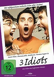 3 Idiots [Alemania] [DVD]