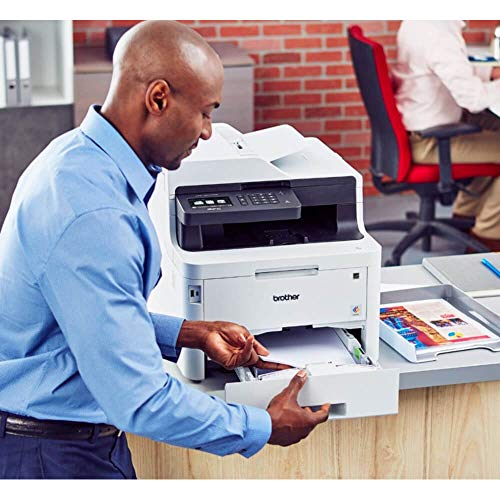 Brother MFC-L3770CDW Color All-in-One Laser Printer with Wireless, Duplex Printing and Scanning by Brother (Image #5)