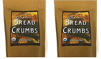 Trader Joe's Organic Bread Crumbs (Pack of 2)