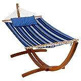 13' Reversible Sunbrella Quilted Hammock -