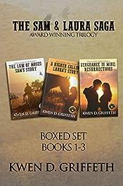 The Sam & Laura Saga: Boxset of Books 1 through 3