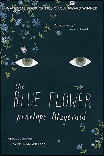 the blue flower fitzgerald penelope