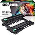 Cool Toner DR-730 High Yield Compatible for Brother DR730 DR 730 Drum Unit for Brother HL-L2395DW MFC-L2710dw DCP-L2550dw MFC L2750DW HL L2350DW HL L2390DW HLL2370DW MFC-L2750DWXL Printer