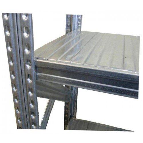 Scaffalature Metalliche Industriali Prezzi.Spalla Spalle H250x60 Cm Scaffali Scaffalature Magazzino