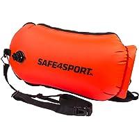 SAFE4SPORT RUNSWIMMER – pływający boje – wodoszczelny worek – pomoc w pływaniu – plecak wodoszczelny