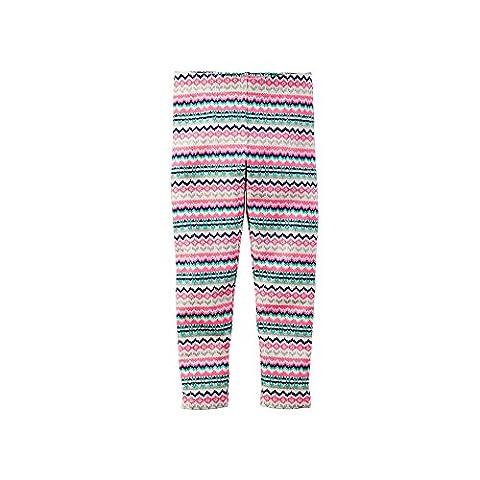 Carters Little Girls' Fair Isle Legging (4)