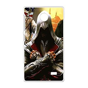 Personal Customization Assassin's creed rogue Case Cover For Nokia Lumia X