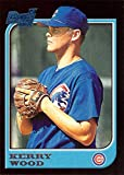 #10: 1997 Bowman Baseball #196 Kerry Wood Rookie Card