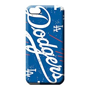 iphone 6 normal phone skins Protection Classic shell pattern los angeles dodgers mlb baseball