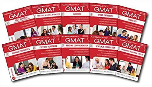 Complete GMAT Strategy Guide Set (Manhattan Prep GMAT Strategy Guides) Paperback – December 2, 2014 by Manhattan Prep  PDF Download