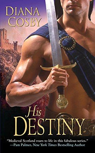 His Destiny (MacGruder Brothers Book 4)
