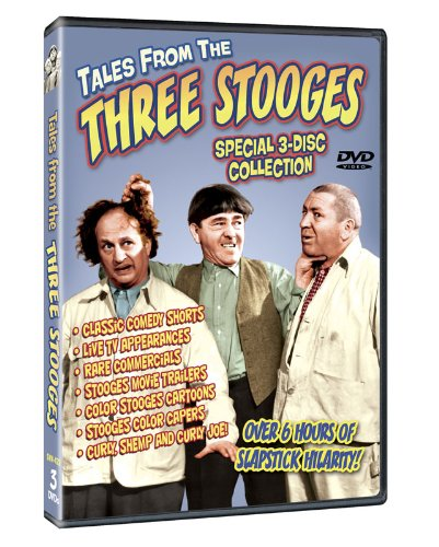 Tales from the Three Stooges: 3-Disc Collector's Set ()