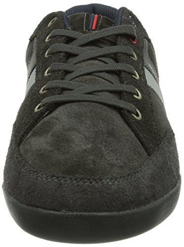 Zapato Tommy Hilfiger Rickey Marrón gris - Grau (MAGNET 884)