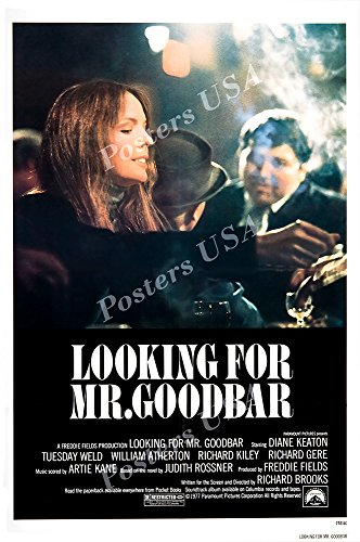 Posters USA - Richard Gere Looking for Mr. Goodbar Movie Poster GLOSSY FINISH - FIL134 (24