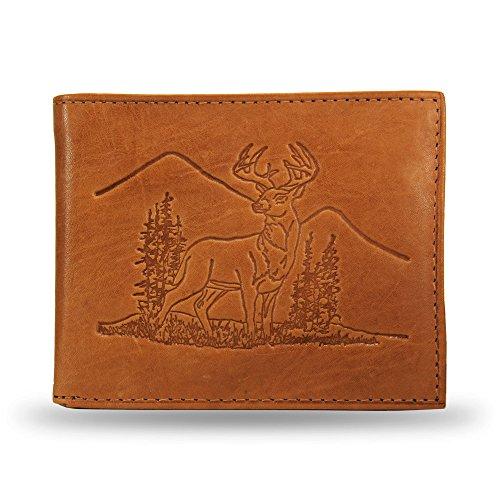 Outdoor Scene Embossed Billfold Wallet product image
