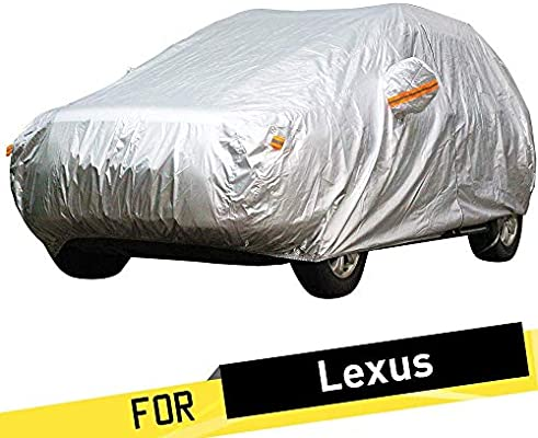 Car Cover Waterproof Car Cover Sun Snow Rain Protection