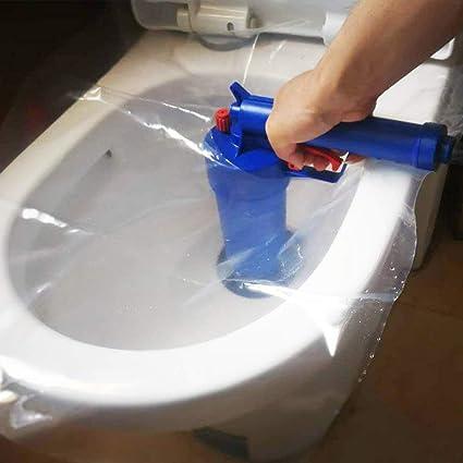 Desagüe de aire a alta presión Limpiador del limpiaparabrisas Plástico en ABS Plomería Inodoros Tubos y