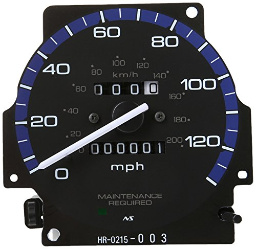 Genuine Speedometer (Genuine Honda 78115-S00-A62 Speedometer Assembly)
