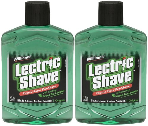 williams-lectric-shave-electric-razor-pre-shave-with-soothing-green-tea-complex-7-oz-2-pk