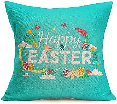 Amazon.com: iCJJL 43cm43cm Easter Sofa Bed Home Decoration ...