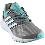 adidas Women's Duramo 8 W Running Shoe, Mid Grey/White/Easy Mint, 10 M US Review