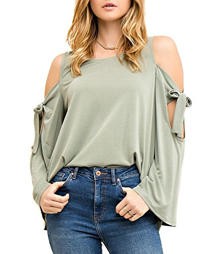 Peek A-boo Bow (Women's Entro Peek-A-Boo Bow Sleeve)