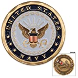 U.S. Navy Crest Coin, Outdoor Stuffs