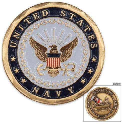 U.S. Navy Crest Coin, Outdoor Stuffs