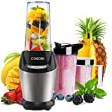 COSORI Smoothie Blender Small Personal Juicer, Mini Single Serve...