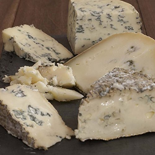 French Blues Cheese Board