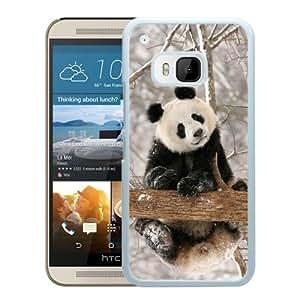 Hot Sale HTC ONE M9 Case ,panda White HTC ONE M9 Case Unique Popular Designed Phone Case