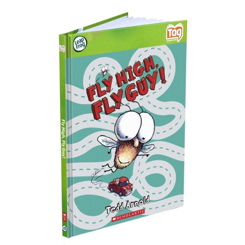 LeapFrog Tag Activity Storybook Fly High, Fly Guy. (Activity Scholastic Storybook)